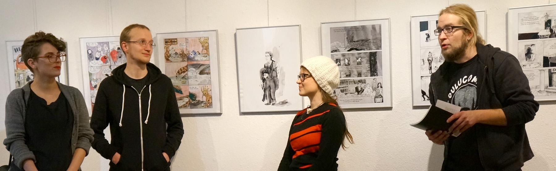 Pohjoismainen sarjakuvakilpailu