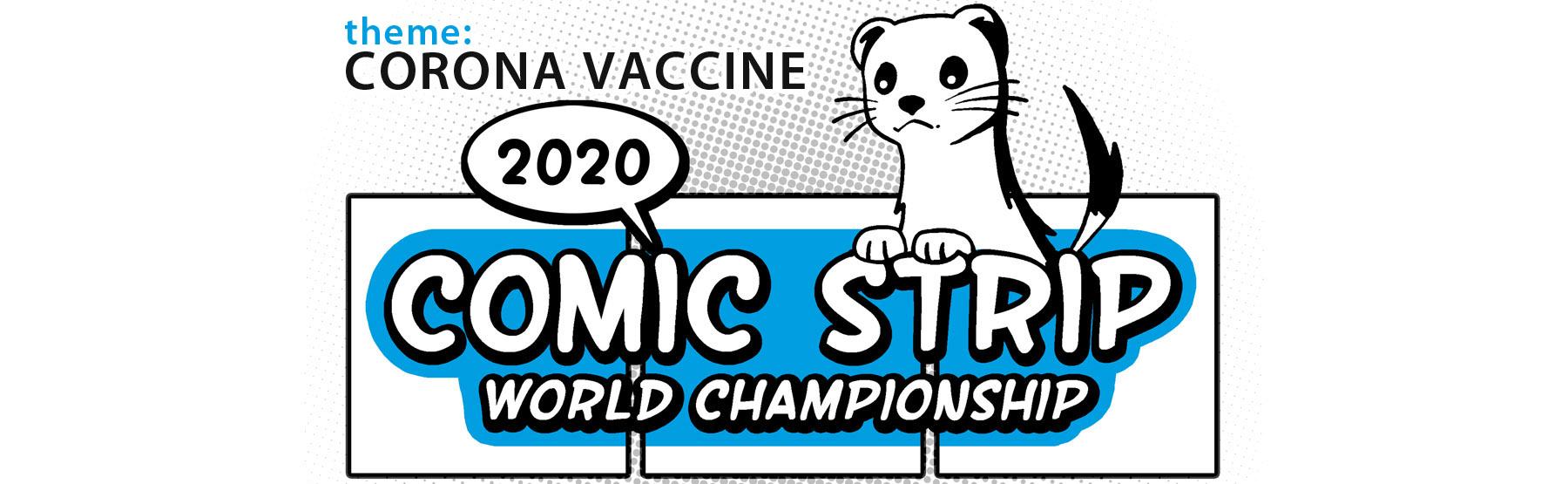 Strippisarjakuvan MM-kilpailu 2020