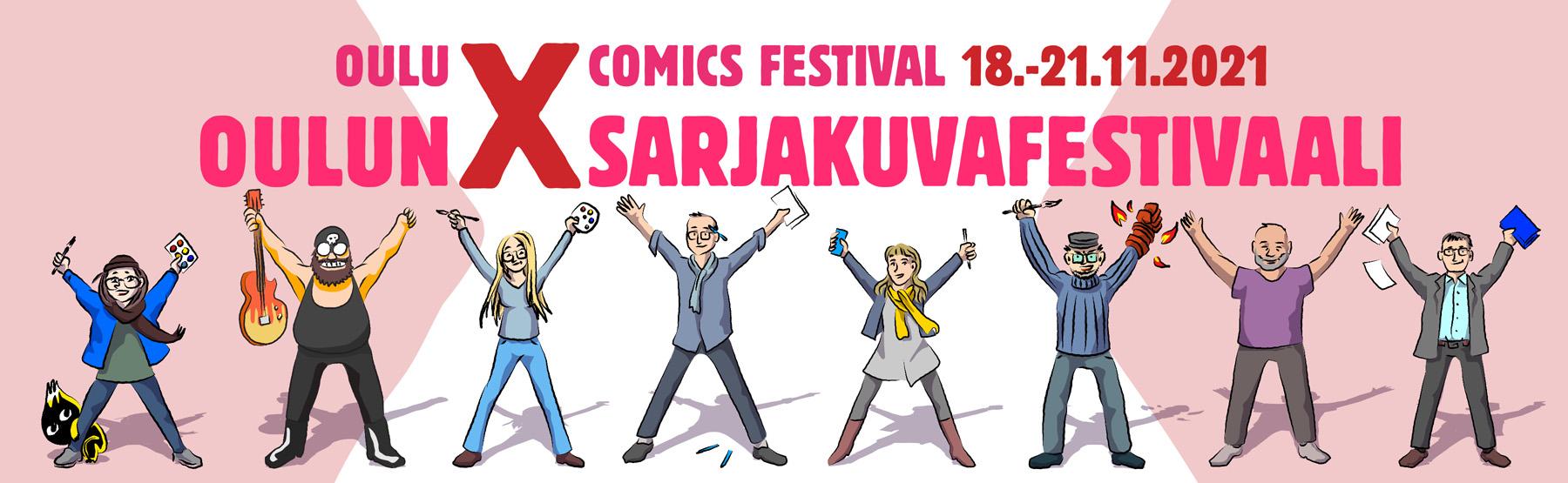 Festivaali 18.-21.11.2021